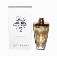 Paco Rabanne Lady Million Eau My Gold EDT 80ml TESTER(ORIGINAL)