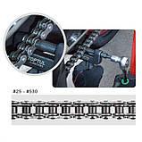 Набор для разборки мотоциклетной цепи 13ед. Toptul JGAI1304 (Тайвань), фото 2