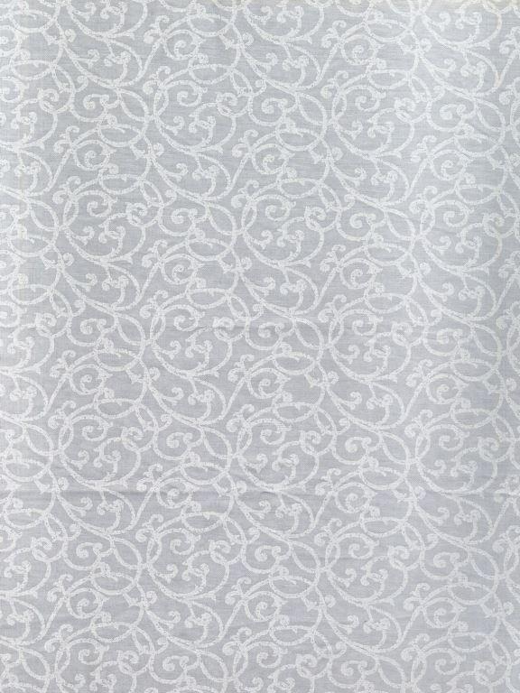 Скатерть Симфони с акриловым микропокрытием Айс вензель