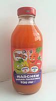 Сок детский Dizzy Frutik (яблоко, морковь, клубника)  Польша 330 мл