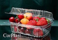 Одноразовая упаковка для пищевых продуктов 130*170*68, 1180мл