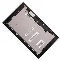 Дисплей для Sony Xperia Tablet Z + touchscreen. чрный