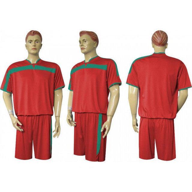 Форма футбольная без номера CO-4475-R. Распродажа!