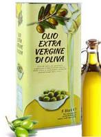 Olio Extra Vergine di Oliva Оливковое масло первого отжима, 5 л
