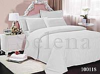 """Комплект постельного белья """"White Stripe"""" двуспальный"""