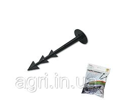 Шпилька для крепления агроткани и агроволокна, 12см (20шт/упак)