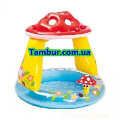 Детский надувной бассейн INTEX (102 СМ Х 89 СМ)