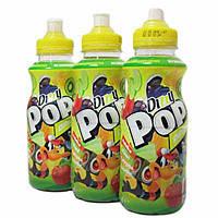 Сок детский POP Dizzy фруктовый   Польша 330 мл