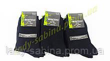 Носки мужские стрейч Монтекс Бамбук размер (40-45) черные (Арт.НМ0023Х/360)