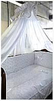 Комплект в детскую кроватку БАНТИК.