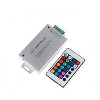 Контроллер RGB 12А-RF-24 кнопки
