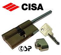 Сердцевина замка  CISA SP 08.887.12  43/31вал