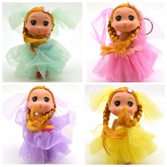 Брелки куклы-невесты Эльзы