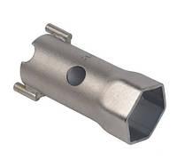 Ключ ступицы КАМАЗ №55 передний  L145   (Дело Техники) СНГ СТУП55ДТ (Россия)