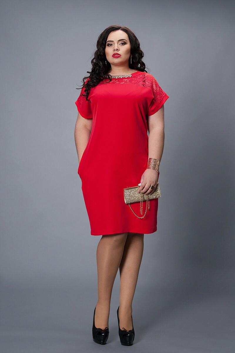 Фирменные платья для полных