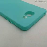 Матовый мятный чехол для Samsung A510