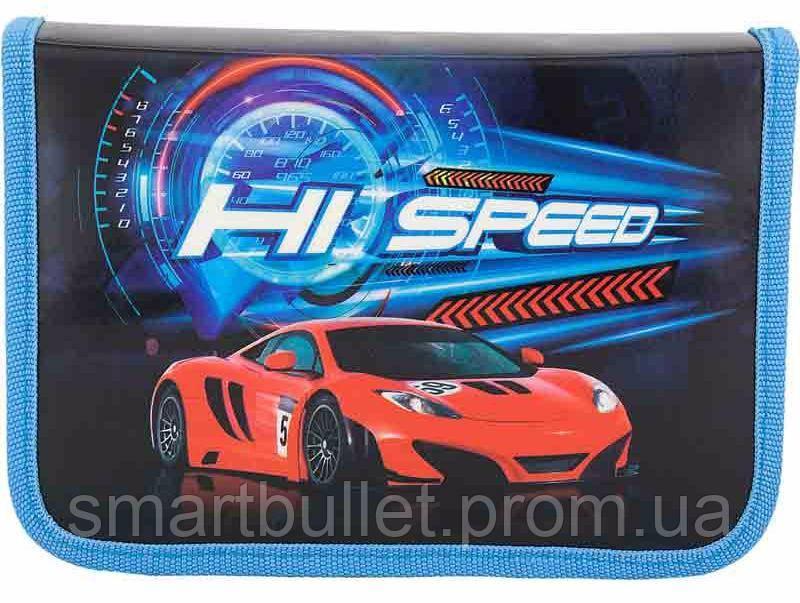 Пенал Kite Hi speed K17-622-6