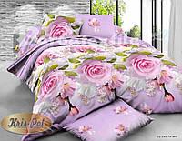 """Комплект постельного белья """"Нежность цветов"""" семейный"""