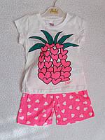 Комплект двойка Pink,1-4 года