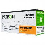 Совместимый картридж Patron PN-D108R (Samsung ML 1640 / ML 1641 / ML 2240 / ML 2241) Black