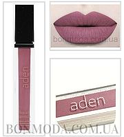 Aden помада матовая жидкая суперстойкая Aden Liquid Lipstick 06 Chocolate № 6