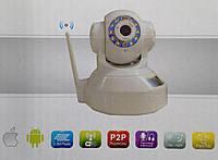 IP камера видеонаблюдения день/ночь Camera (P2P) X8100, WIFI, цветная матрица Sony