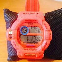 Распродажа! Спортивные часы Casio G-SHOCK GW-9200-Red