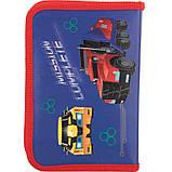 """Школьный пенал - книжка Kite  """"Transformers"""" (TF17-621-2), фото 2"""