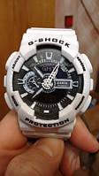 Распродажа! Спортивные часы Casio G-Shock ga-110 White