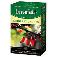 Чай  Greenfield Barberry Garden листовой 100г.
