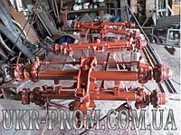 Мост передний кормораздатчика КТУ-10