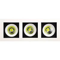 LED Светильник точечный HOROZ ELECTRIC SABRINA-24 HL6723L 3*8W 6400К