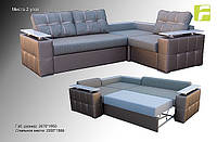 Мягкая часть «МИСТА- 2» Угловой диван