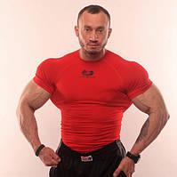 Компрессионная футболка SportFaza RED