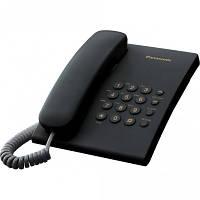 Panasonic Проводной телефон KX-TS2350UAB Black