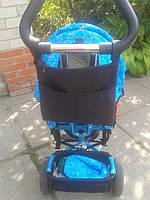 Сумка, карман на детский велосипед