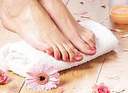 Создание красивого педикюра и обеспечение здоровья ногам всего за 2 часа.