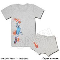Детский комплект белья для мальчика *Баскетболист*