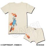 Дитячий комплект білизни для хлопчика *Баскетболіст*, фото 2