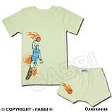 Дитячий комплект білизни для хлопчика *Баскетболіст*, фото 3