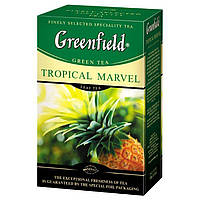 Чай  Greenfield Tropical Marvel листовой 100г.