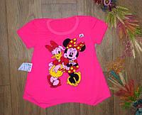 Туника-футболка на девочку.