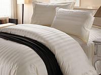 """Комплект постельного белья """"Шампань"""" стильные полоски двуспальный"""