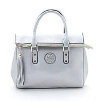 Женская модельная сумка 106 silver
