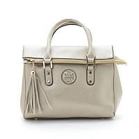 Женская модельная сумка 106 gold