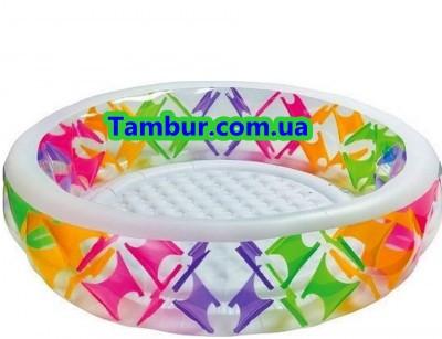 Детский надувной бассейн INTEX (229 СМ Х 56 СМ)