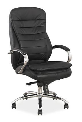 Кресло офисное Q-154 кожа (Signal), фото 2