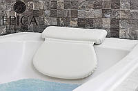 Ортопедическая подушка для ванной Epica 2X-Thick Luxury Spa Bath Pillow, фото 1