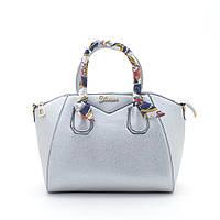 Женская модельная сумка 108 silver