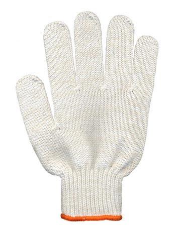 Трикотажные перчатки без ПВХ